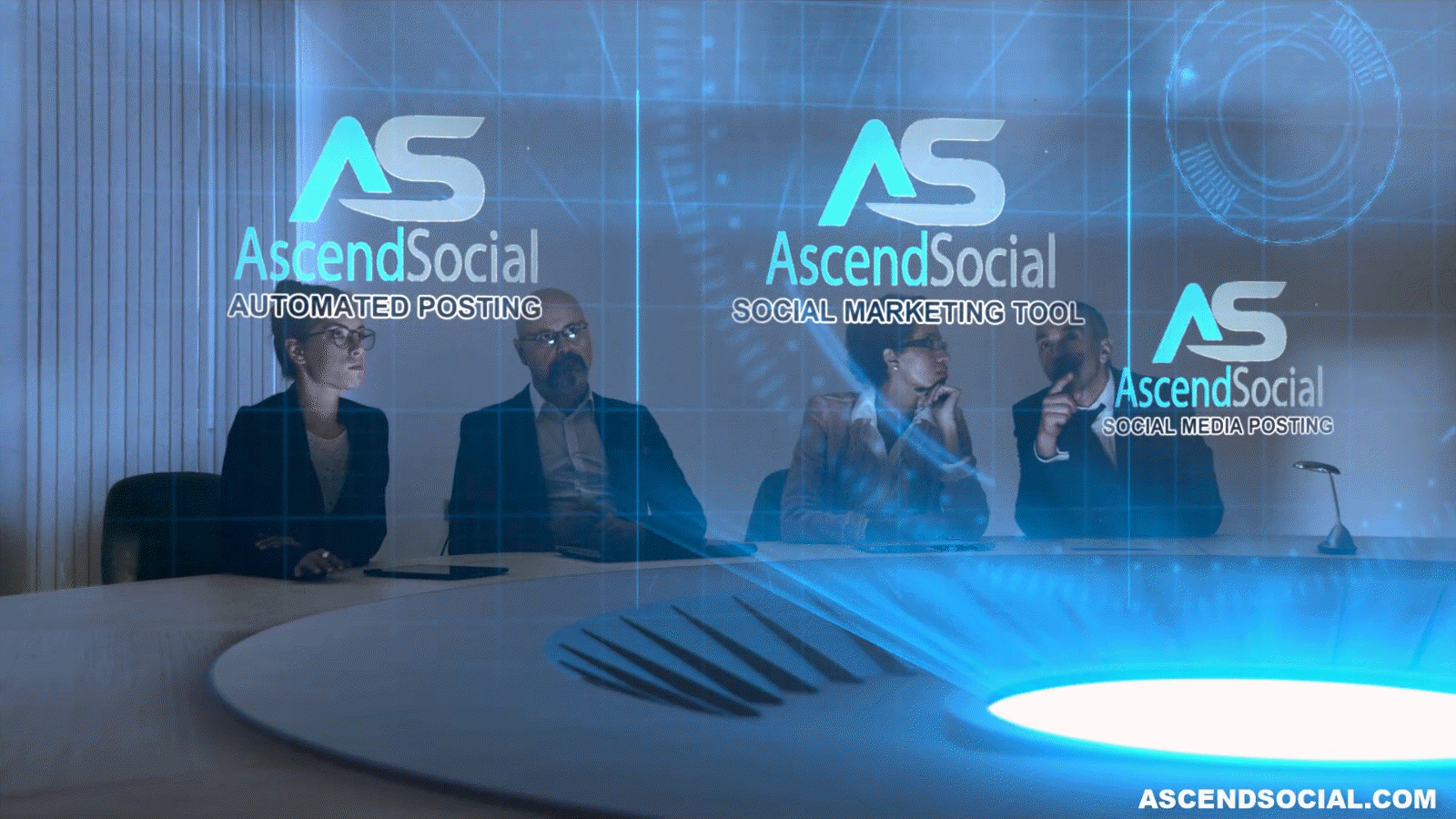 AscendSocial: FOr Social Media Marketing